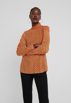 KAILLUA BLOUSE - Blouse - orange/ochre