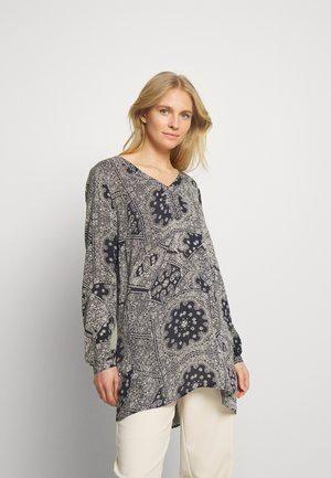 KASILVA AMBER TUNIC - Tunique - midnight marine