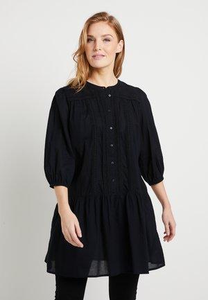 KAEADA TUNIC - Blouse - black deep