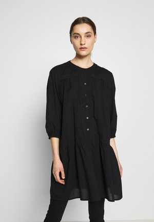 KAEADA TUNIC - Blouse - black deep