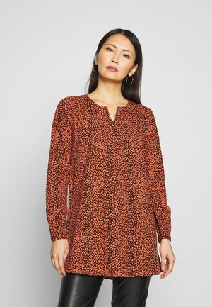 KANORA REGINA TUNIC - Tunique - dull orange