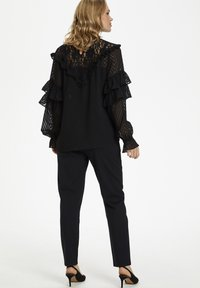 Kaffe - KALAUREN  - Blouse - black deep - 3
