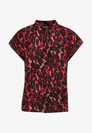 KALEONDRA SHIRT - Skjorta - red