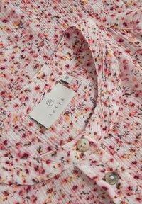 Kaffe - KAFFE KAADRIA PPP SHIRT - Blouse - pink small flowers - 6