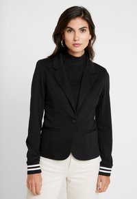 Kaffe - KINNIE  - Blazer - black deep - 0