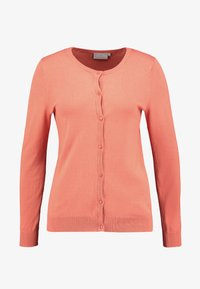 Kaffe - ASTRID CARDIGAN - Cardigan - dull orange - 3