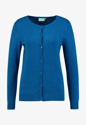 ASTRID CARDIGAN - Cardigan - moroccan blue