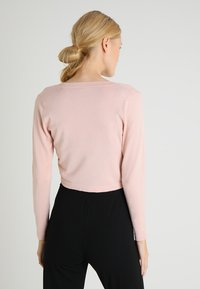 Kaffe - ASTRID  - Strickjacke - peach whip - 2