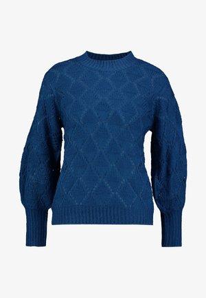 KAJOANNA - Maglione - moroccan blue