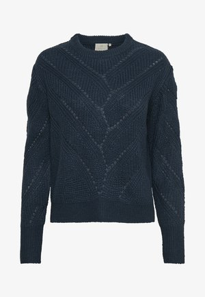 KAMIRO - Sweter - blue