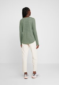 Kaffe - KAZIPY - Jumper - dusty jade - 2