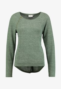 Kaffe - KAZIPY - Jumper - dusty jade - 3