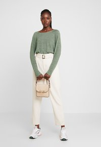 Kaffe - KAZIPY - Jumper - dusty jade - 1