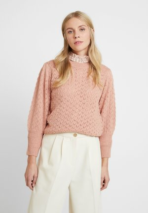 KAMADDY - Jumper - peach beige