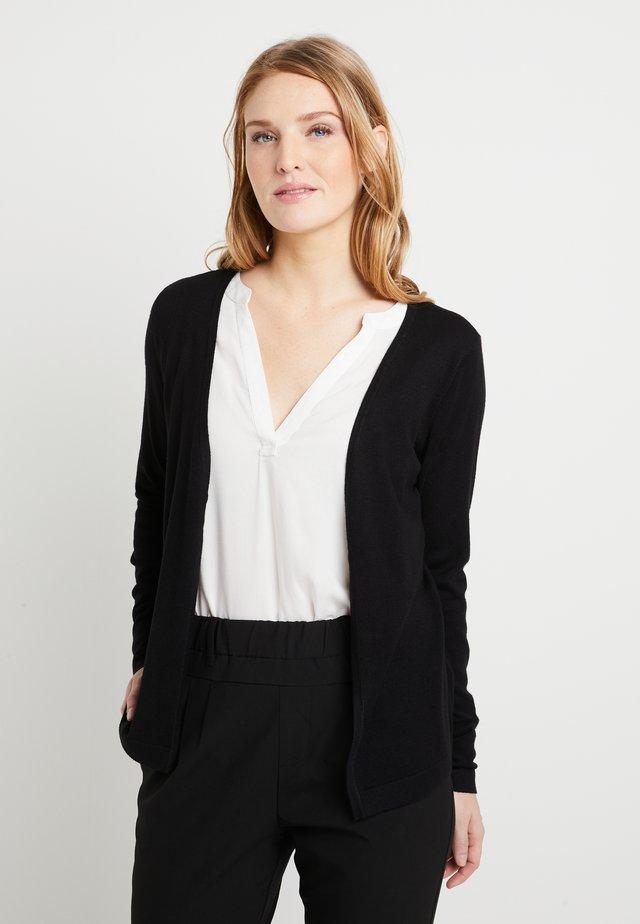 KAFENIA ASTRID  - Vest - black deep