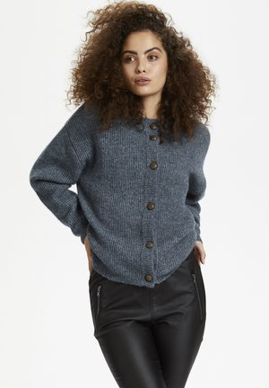KAJENNA - Cardigan - orion blue