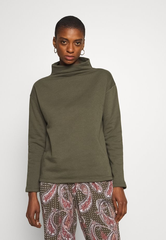 KAJAMY - Sweatshirt - grape leaf