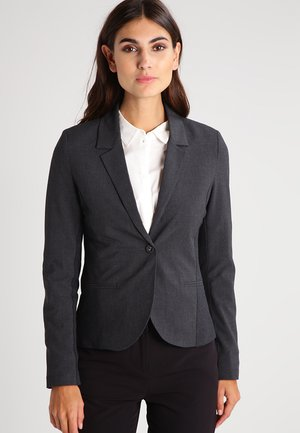 JILLIAN - Blazer - dark grey melange