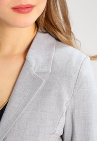 Kaffe - JILLIAN - Blazer - light grey melange - 3