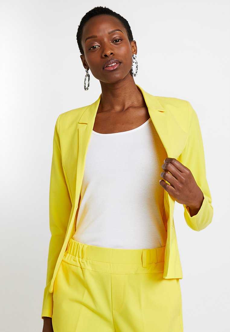 Kaffe - JILLIAN  - Blazer - cyber yellow