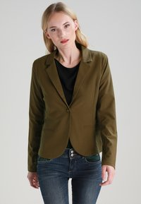 Kaffe - JILLIAN - Blazer - hunters green - 0