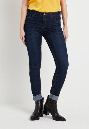 BETTY PERFECT - Slim fit jeans - denim dark ocean
