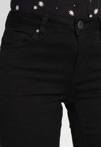 Kaffe - GRACE  - Jeans Skinny Fit - black deep - 4