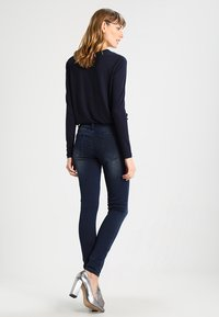 Kaffe - GRACE  - Slim fit jeans - deep well denim