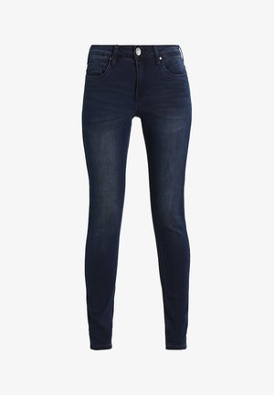 GRACE  - Vaqueros slim fit - deep well denim
