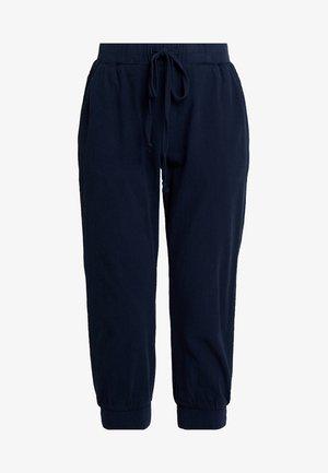 NAYA CAPRI - Pantalones - midnight marine
