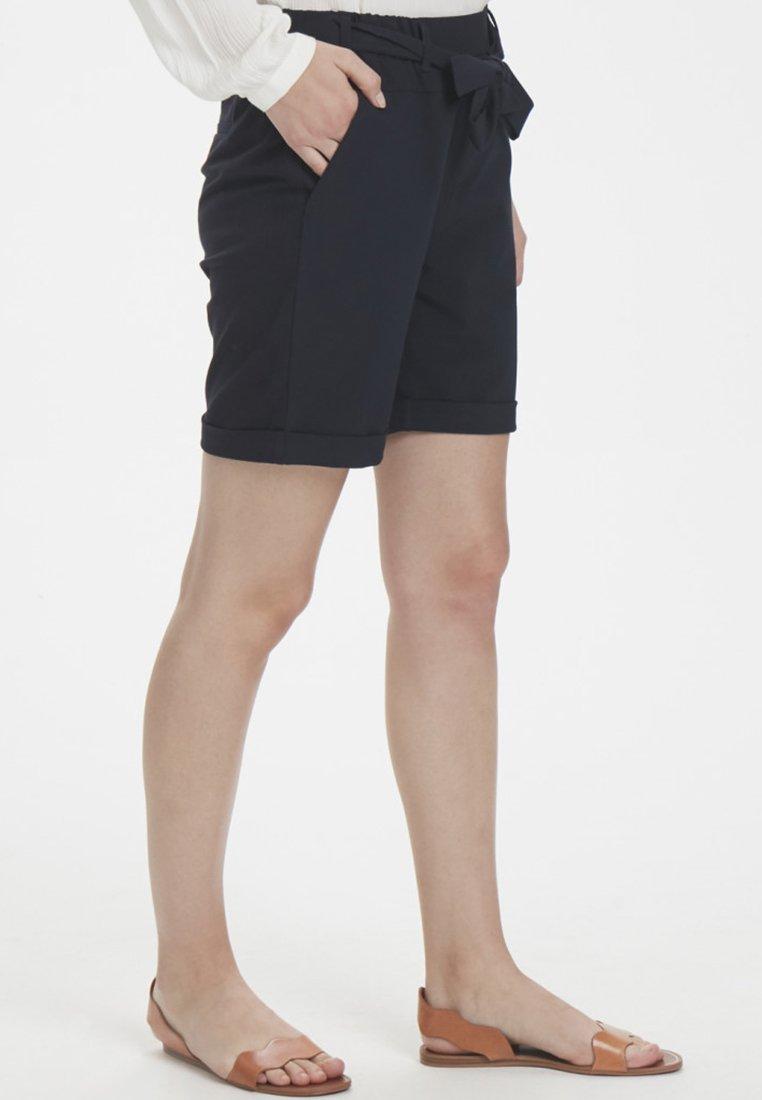 Kaffe - KAJILLIAN - Shorts - dark blue