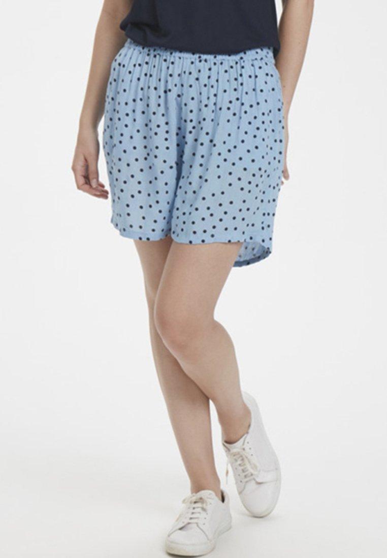 Kaffe - KAMIRELA - Shorts - placid blue