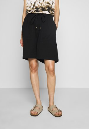 KALENY - Shorts - black deep