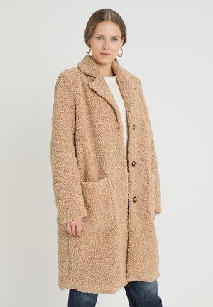 BALMA COAT - Winter coat - camel