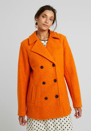 BELLA COAT - Manteau classique - burnt orange