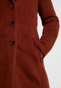 Kaffe - KAMISSI COAT - Classic coat - cherry mahogany - 6