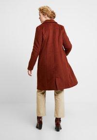 Kaffe - KAMISSI COAT - Classic coat - cherry mahogany - 2