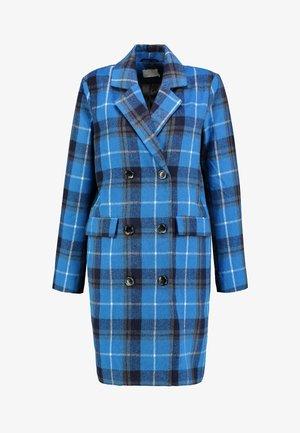 KAMORGANA COAT - Zimní kabát - blue