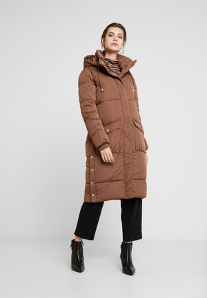ANIKA OUTERWEAR - Winter coat - tortoise
