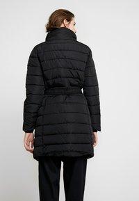 Kaffe - KAEAVAN OUTERWEAR - Winter coat - black deep - 2