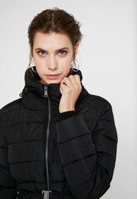 Kaffe - KAEAVAN OUTERWEAR - Winter coat - black deep - 3