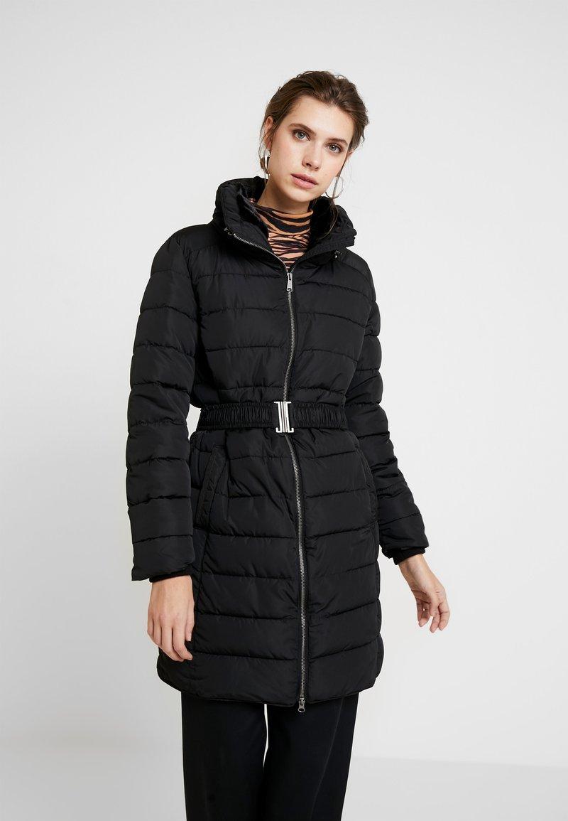 Kaffe - KAEAVAN OUTERWEAR - Winter coat - black deep