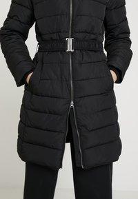 Kaffe - KAEAVAN OUTERWEAR - Winter coat - black deep - 4