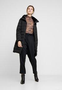 Kaffe - KAEAVAN OUTERWEAR - Winter coat - black deep - 1