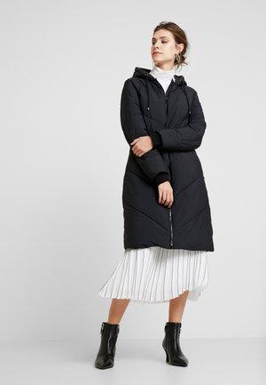 KAGALINA OUTERWEAR - Zimní kabát - black deep