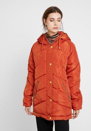 JETTA OUTERWEAR - Winter coat - ketchup
