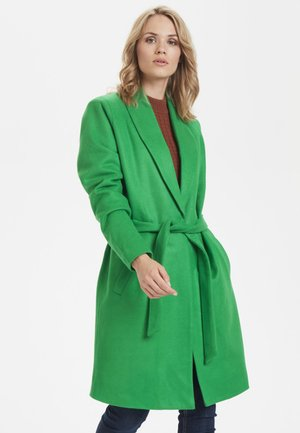 KAMILLO - Trenchcoat - green
