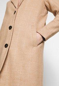 Kaffe - KATANNE COAT - Classic coat - tannin - 5