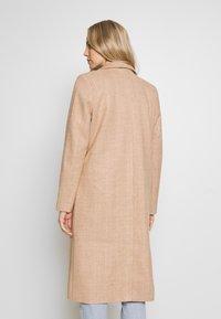 Kaffe - KATANNE COAT - Classic coat - tannin - 2