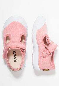 Kavat - MÖLNLYCKE - Zapatos con cierre adhesivo - pink - 0